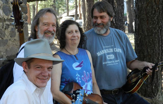 The Privy Tippers will be performing at the 2018 Dance in the Desert.